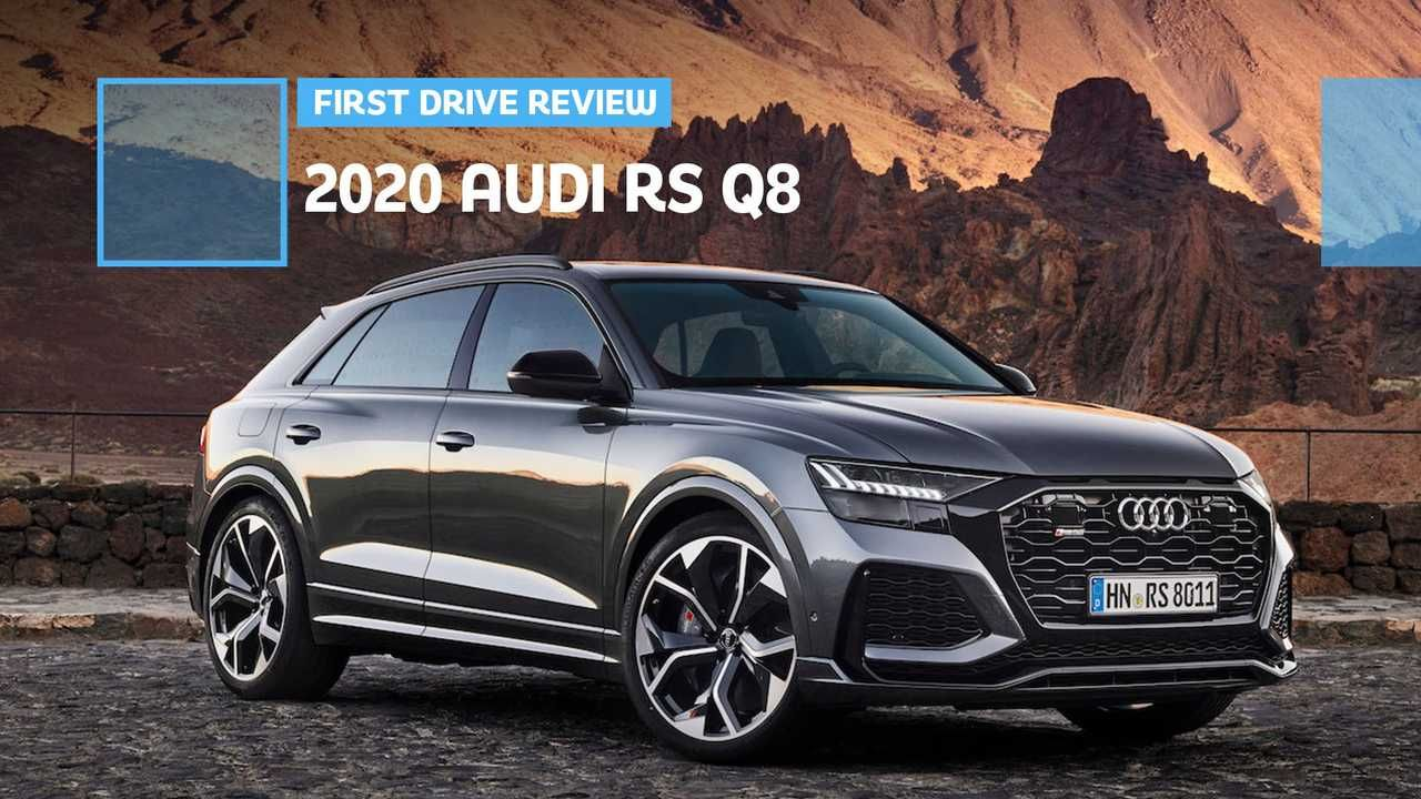 2020 Audi Rs Q8 First Drive Review Supersonic Suv Https Zthnews Com 2019 12 17 2020 Audi Rs Q8 First Drive Review Supersonic Suv Audi Rs Audi First Drive