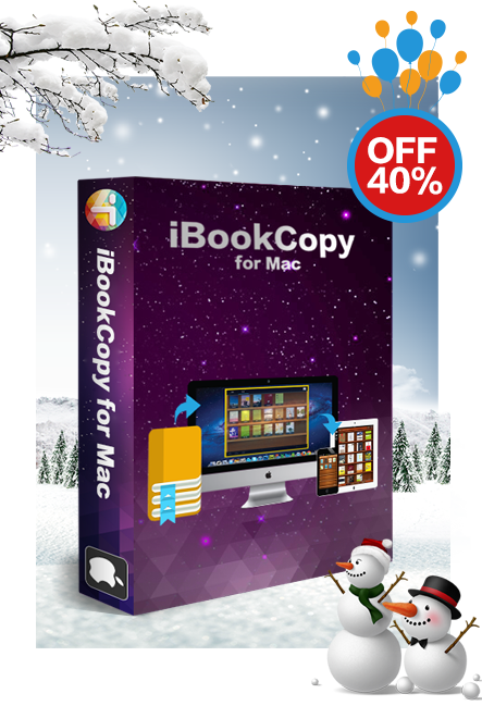 40% off to buy TunesKit iBook DRM removal for Mac, only cost $14.95