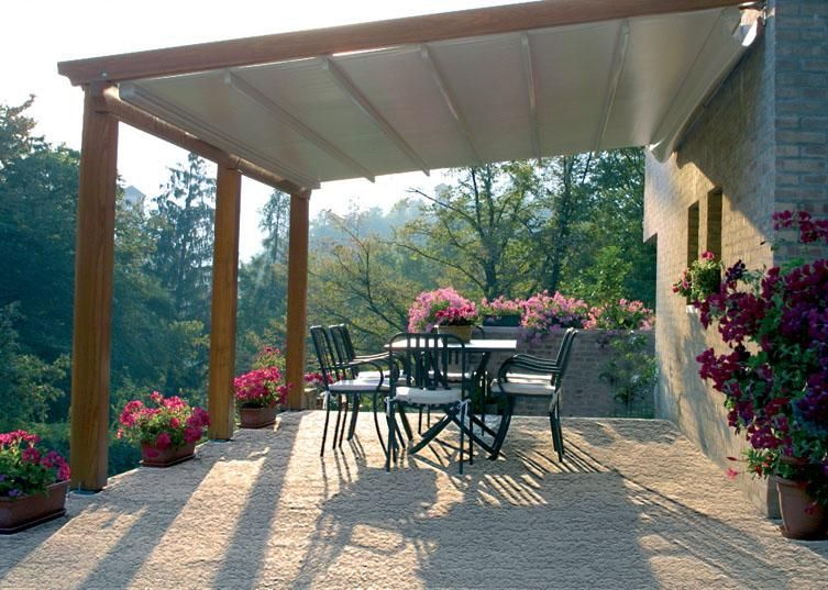 Awnings - patio - Harol | Harol - Sun protection, Roller ...