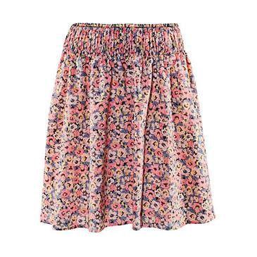 Floral Skirt beautiful #anoukblokker  #FloralSkirt #Floral #Skirt <3   www.2dayslook.com