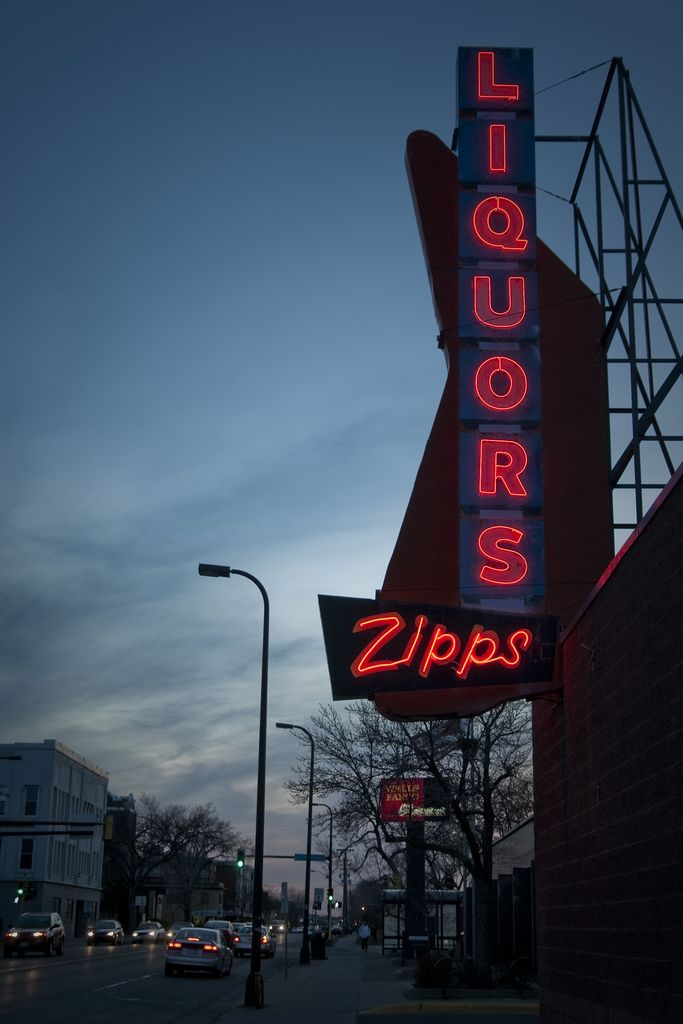 Zipps Photo By Bryandscott Minneapolis Best Beer Minnesota