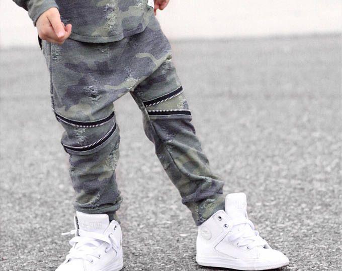 Trendy boy clothes /Hipster baby boy clothes / Camo toddler boy ...