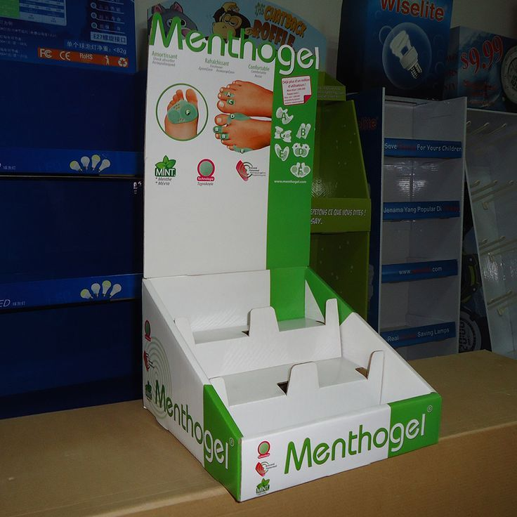 Point of purchase display boxes point of sale point of
