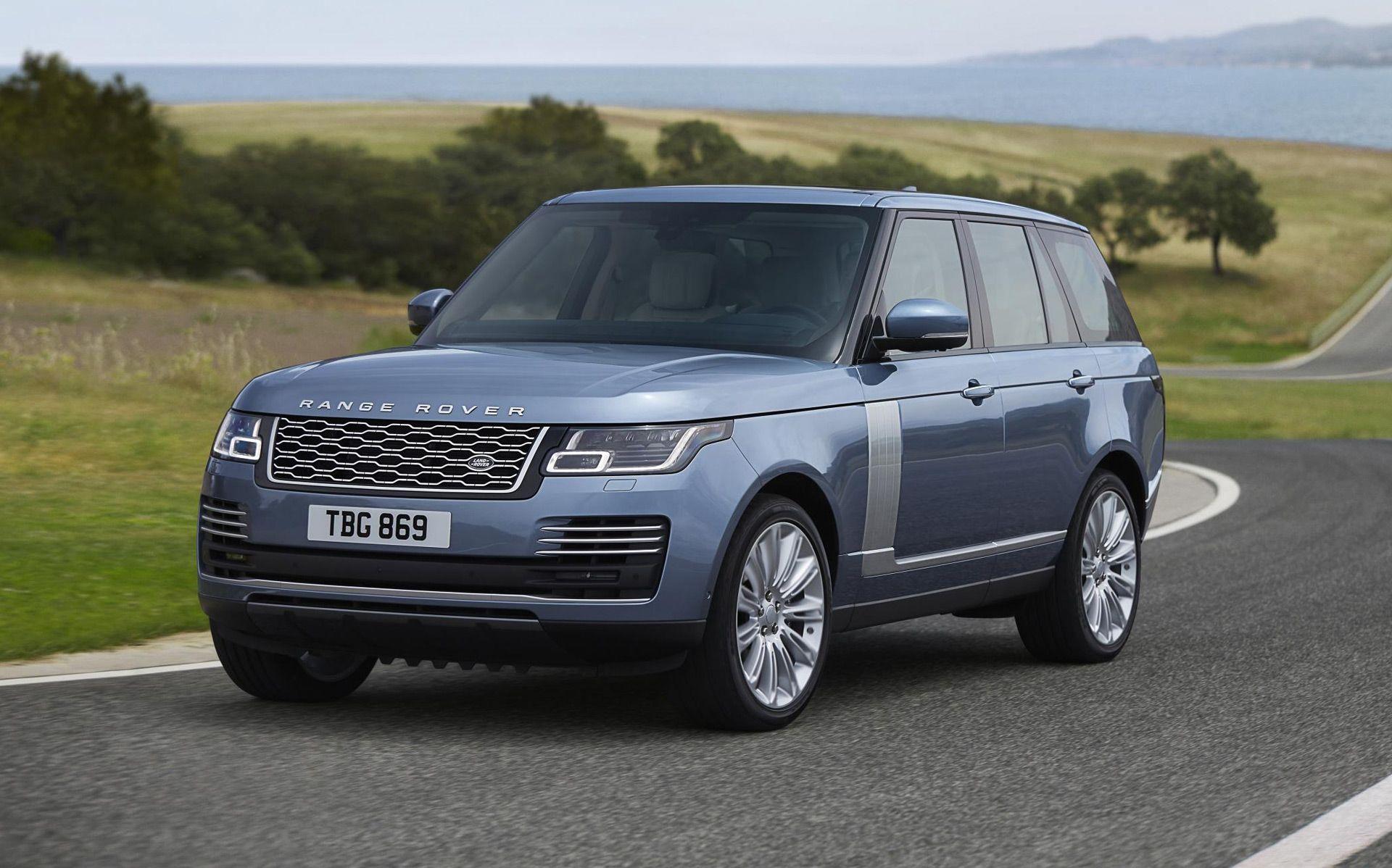 2018 Land Rover Range Rover preview 玩藝 Range rover