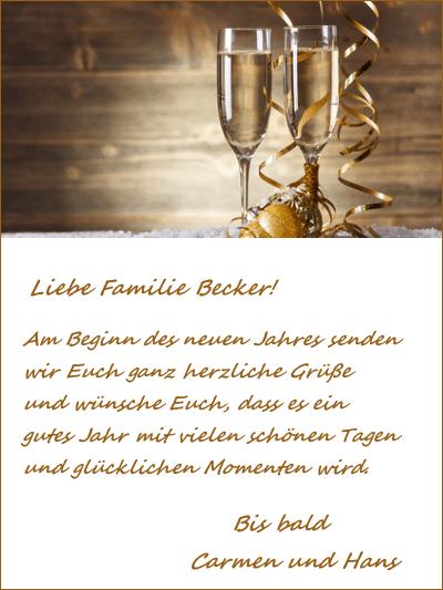 Neujahrswünsche Kurz Geschäftlich #NeujahrswünscheKurzGeschäftlich ...