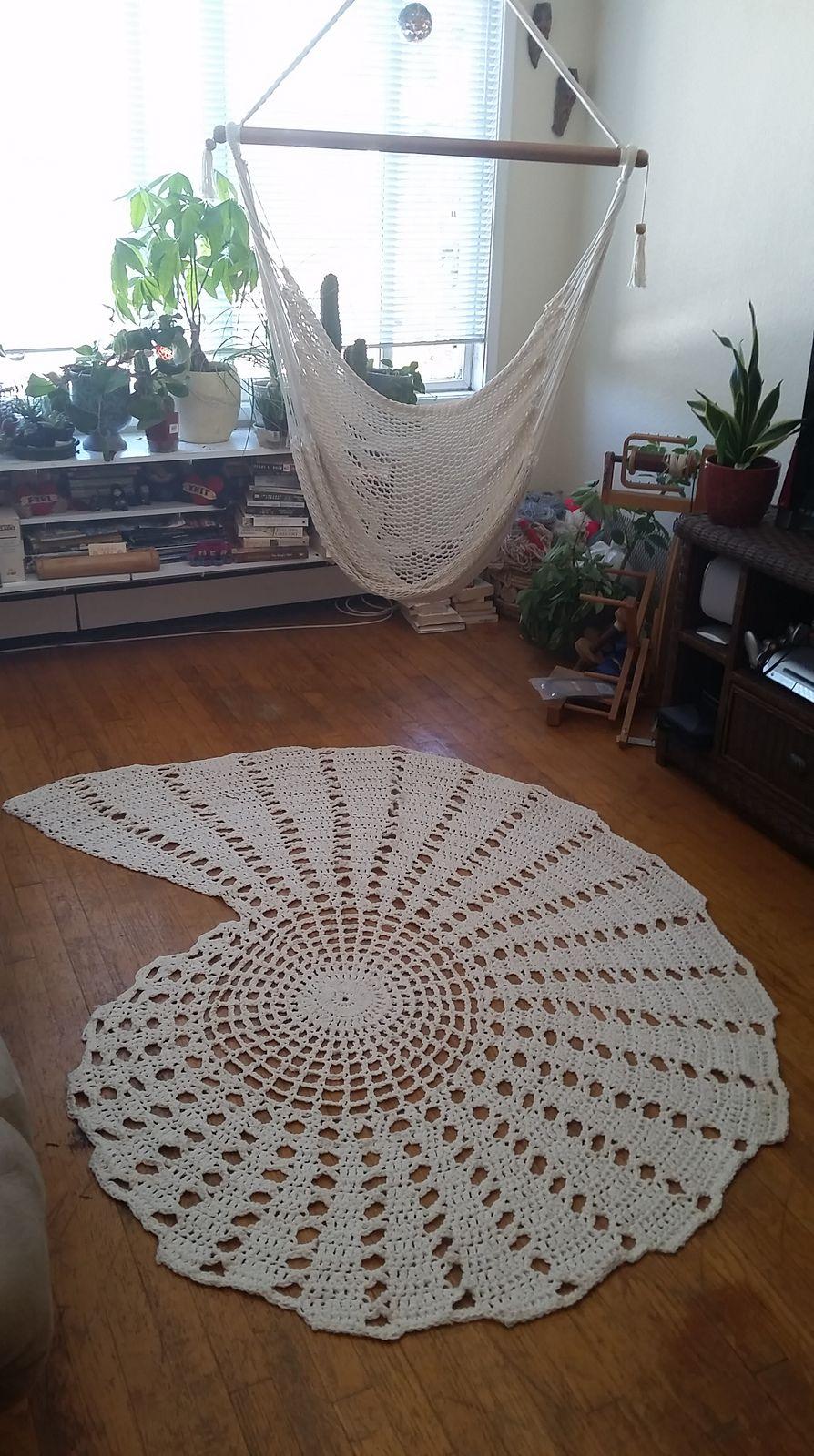 Ravelry: Seashell Carpet by Magic Carpet Studio | Babydecken ...