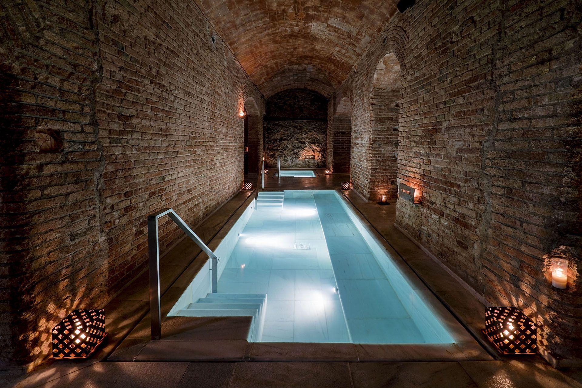 Ancient Baths Barcelona AIRE de Barcelona Baños