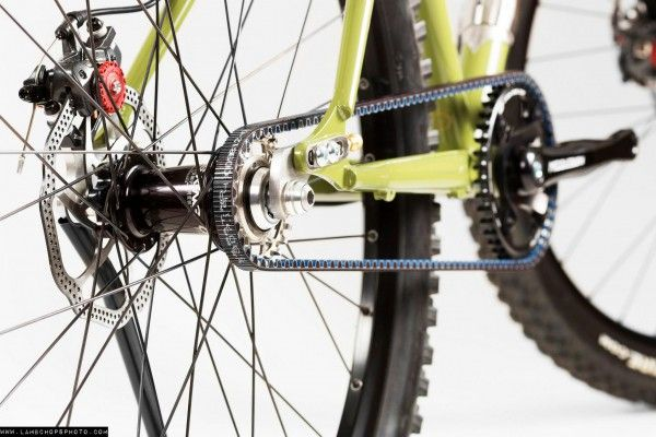 The Belt Drive Bicycle Will It Replace The Chain Bicycle Belt