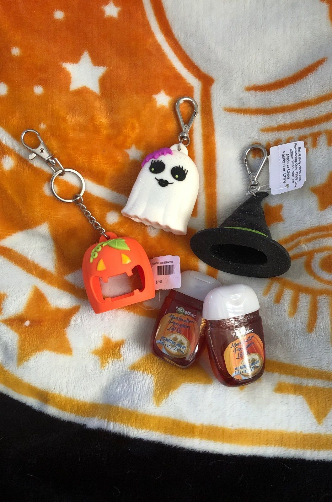 Three Bath And Bodyworks Hand Sanitizer Holders 2 Of The