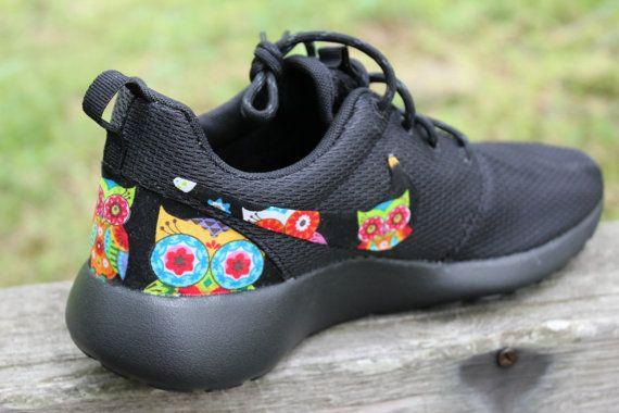 d11e2286bc8964 ... Roshe Run ShoesNike Roshe floral nike roshe runs by undefeeted on etsy  nike roshe run speckle ...