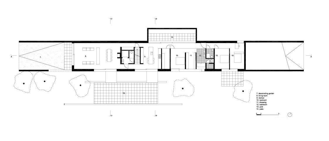 Villa H In W By Stephane Beel Architect 16 Architect Villa House Design