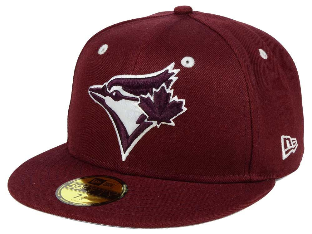 competitive price f4b53 ab7be Toronto Blue Jays New Era MLB Pantone Collection 59FIFTY Cap