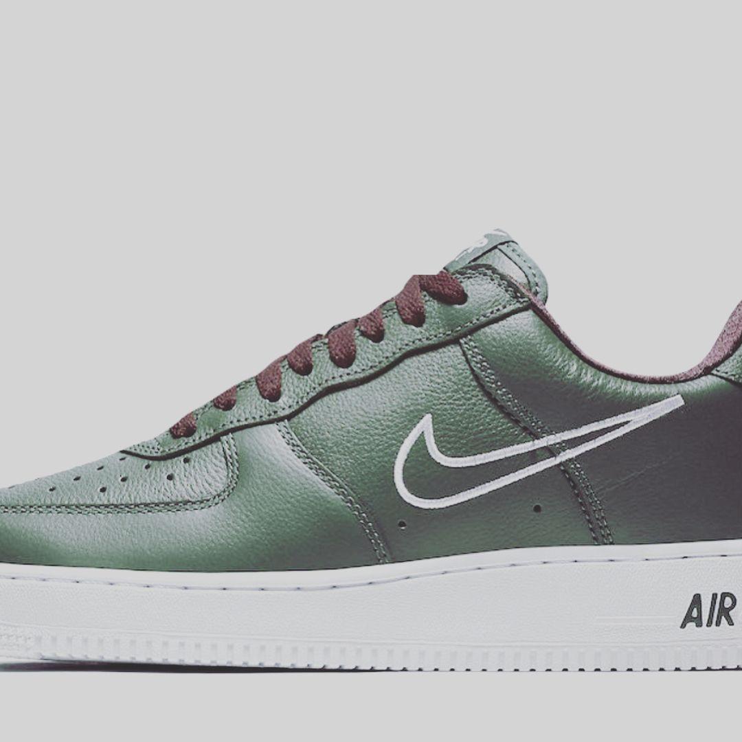 Nike Air Force 1 low Hong Kong.Release FEB 22. #kicksonfire #nsw