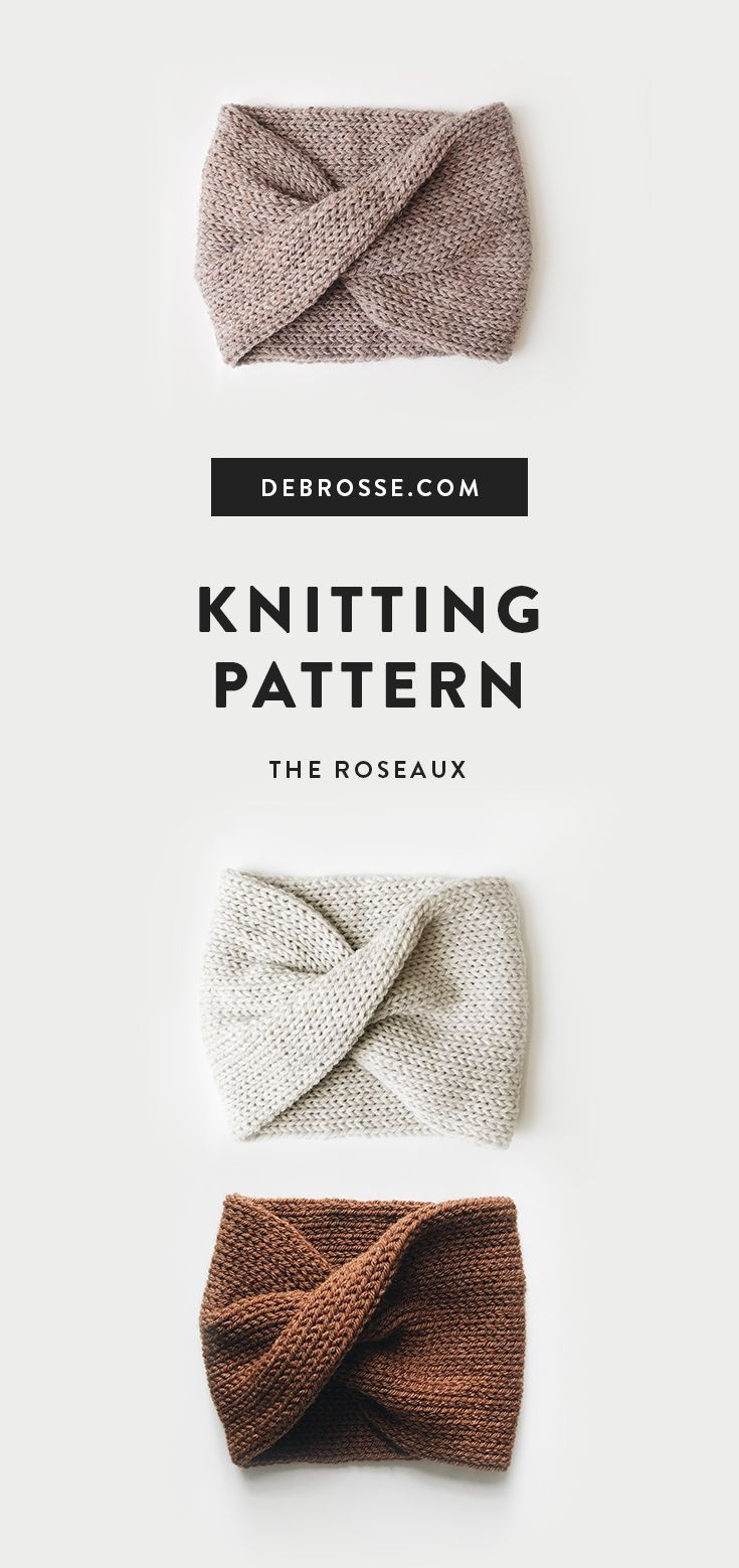 Photo of KNIT ⨯ The Roseaux – Chritmas