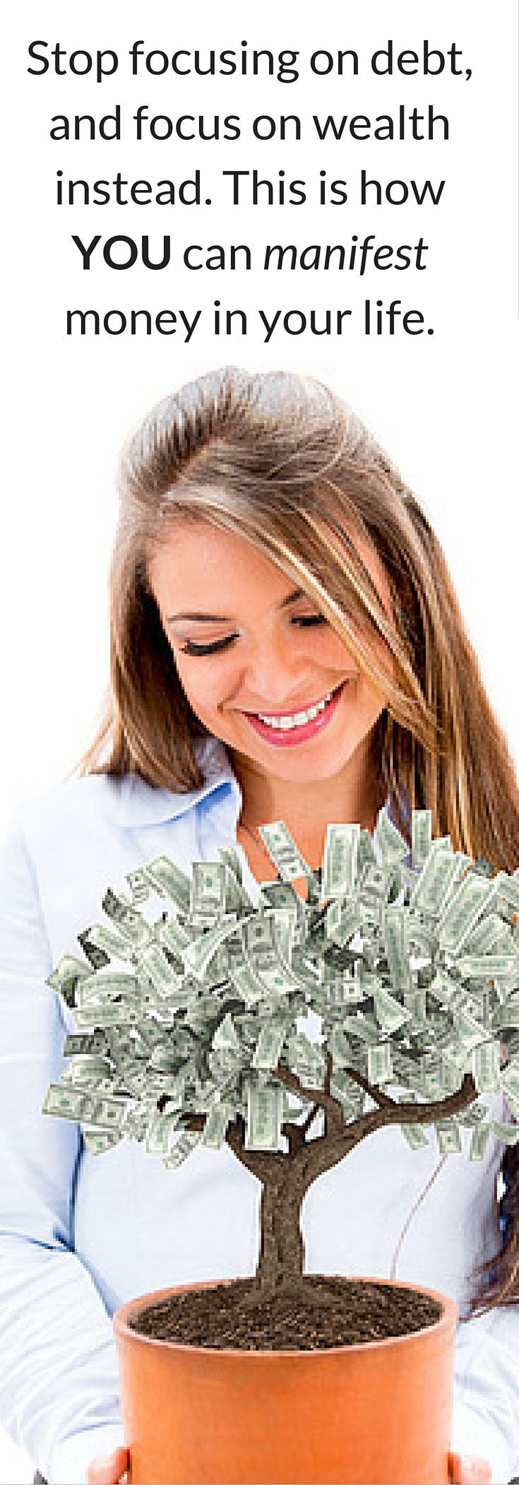 How to manifest money into your life even if youre broke