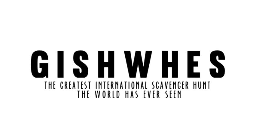 The Greatest International Scavenger Hunt the World Has