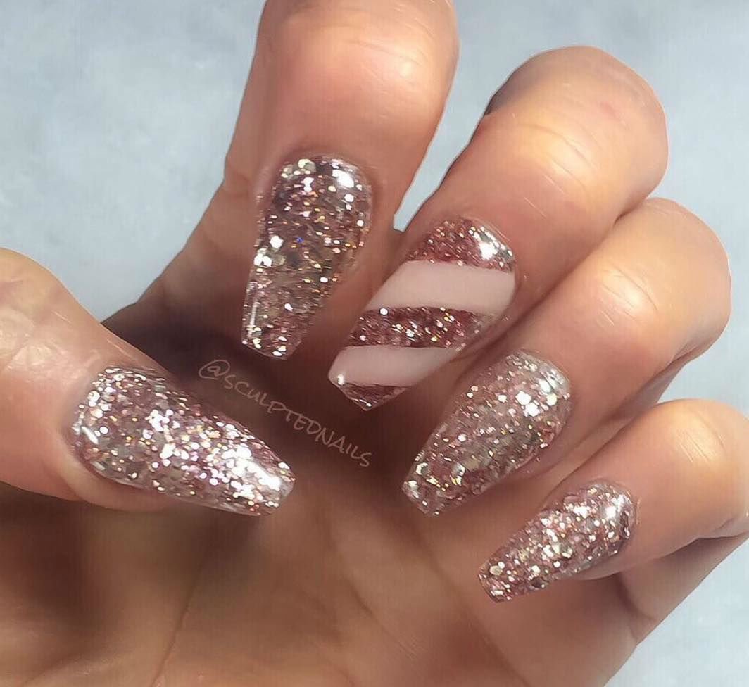 Girly Acrylic Nail Art Design Ideas | Sooper Mag - Girly Acrylic Nail Art Design Ideas Sooper Mag Nails Pinterest
