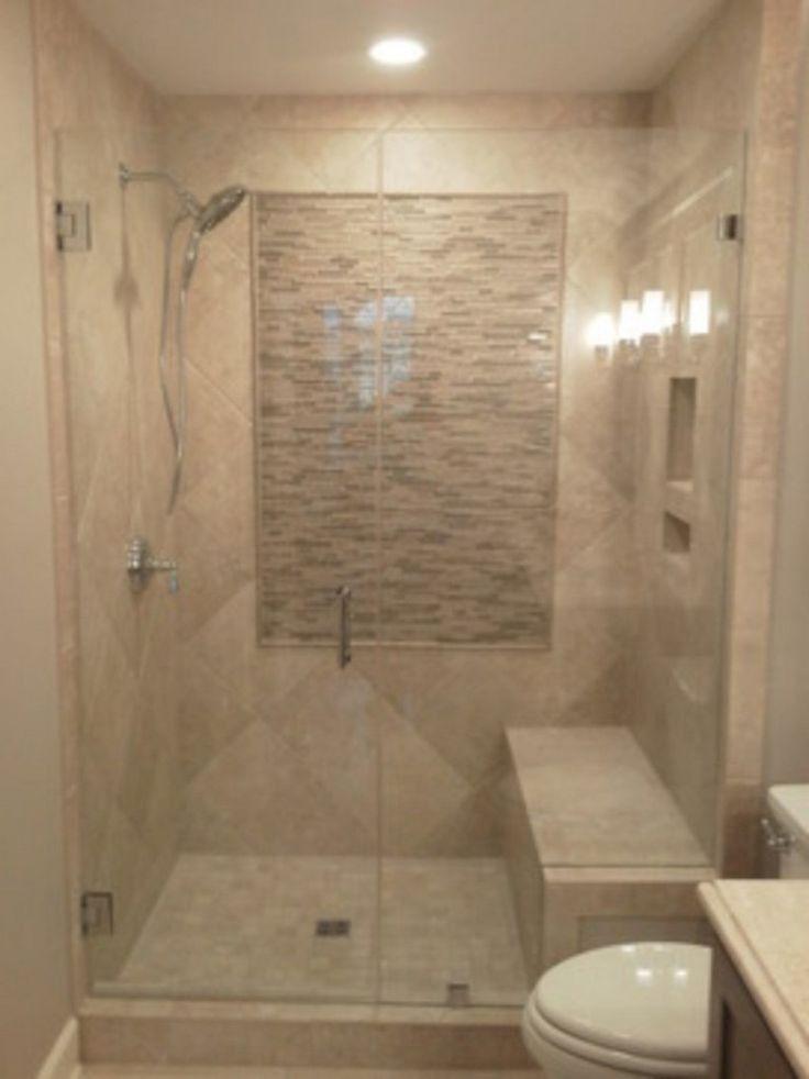 49 Beautiful Small Bathroom Remodel On A Budget Cover Up To You Copy Lingoistica Com Frameless Shower Doors Small Bathroom Remodel Bathroom Remodel Master