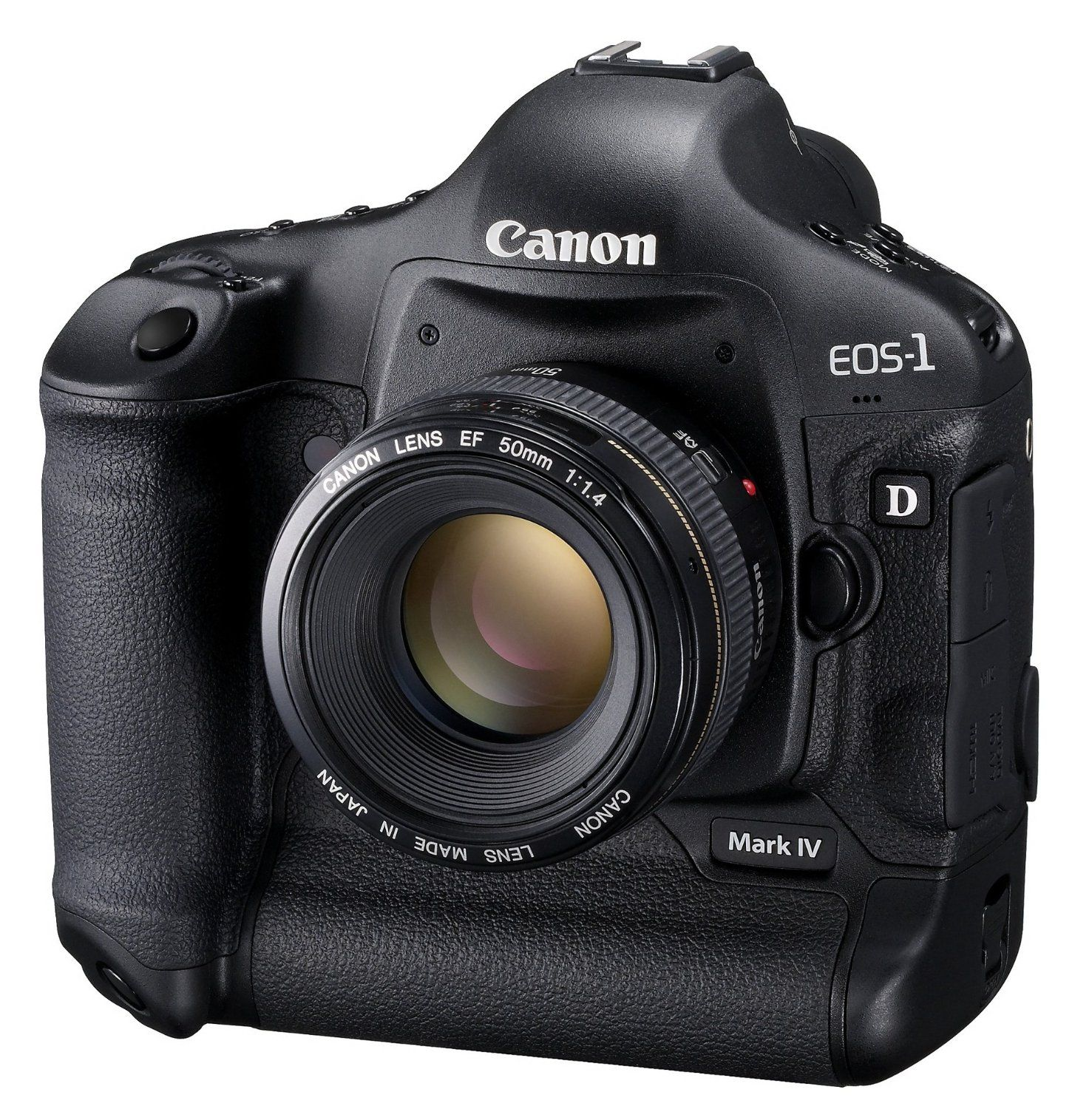 Amazon.com : Canon EOS 1D Mark IV 16.1 MP CMOS Digital SLR Camera with 3-Inch LCD and 1080p HD Video (Body Only) : Camera & Photo