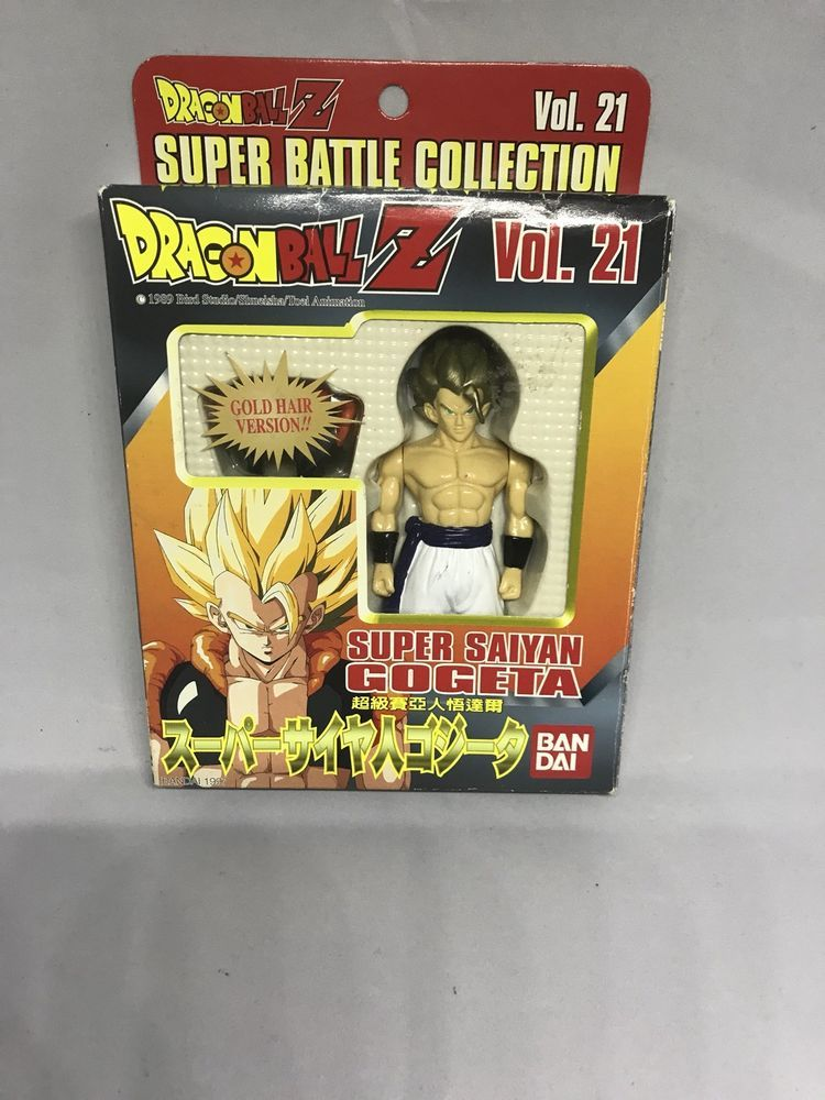 DRAGONBALLZ SUPER BATTLE COLLECTION FREEZA VOLUME 6 ACTION FIGURE IN BOX