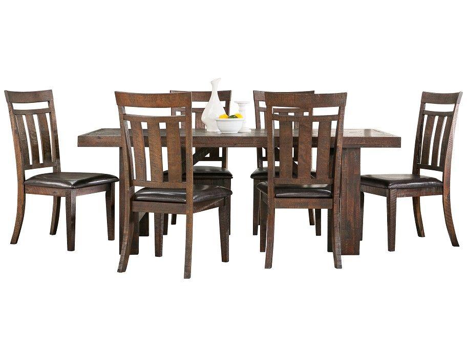Slumberland Kona Grove Collection 5 Pc Dining Set Dining Set