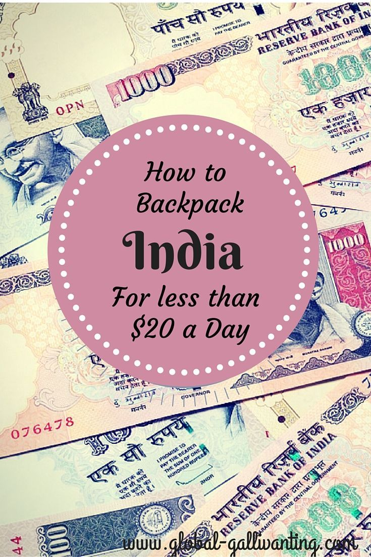 India is one of the most incredible and cheapest places to travel ...