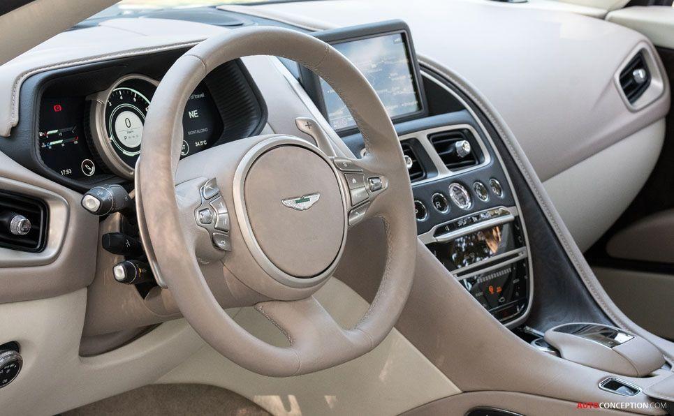 Aston Martin Db11 Goes Into Production Autoconception Com Aston Martin Db11 Aston Martin Cars Aston Martin Sports Car