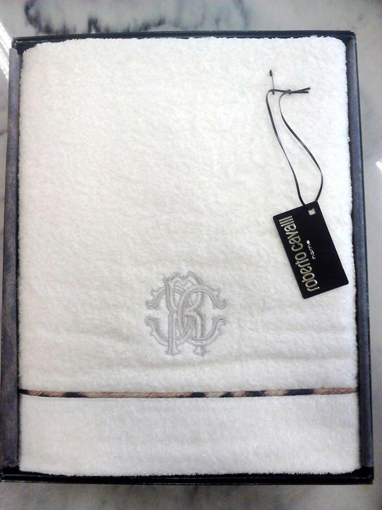 Roberto Cavalli linea Basic, telo bagno, 95 x 150 cm, Bath towel ...