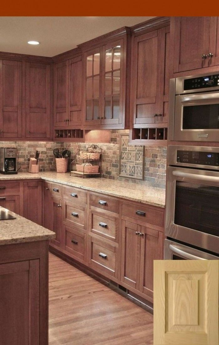 Lowes Kitchen Cabinets Unassembled Solid Wood Kitchen Cabinets Kitchen Remodeling Projects Kitchen Remodel Small