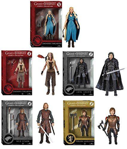 Danaerys Targaryn Legacy Action Figure Game of Thrones