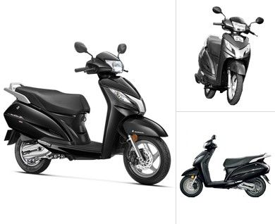 Honda Activa The Leader In The Bike Market Used Bikes Honda Bike