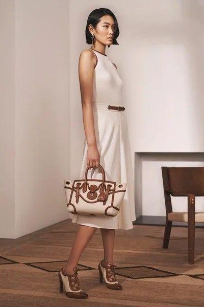 J. Mendel Resort 2020 Collection - Vogue   Fashion show