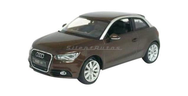 Audi A1 Teak Brown Metallic 1 43 Kyosho 03801tbr Audi A1 Audi