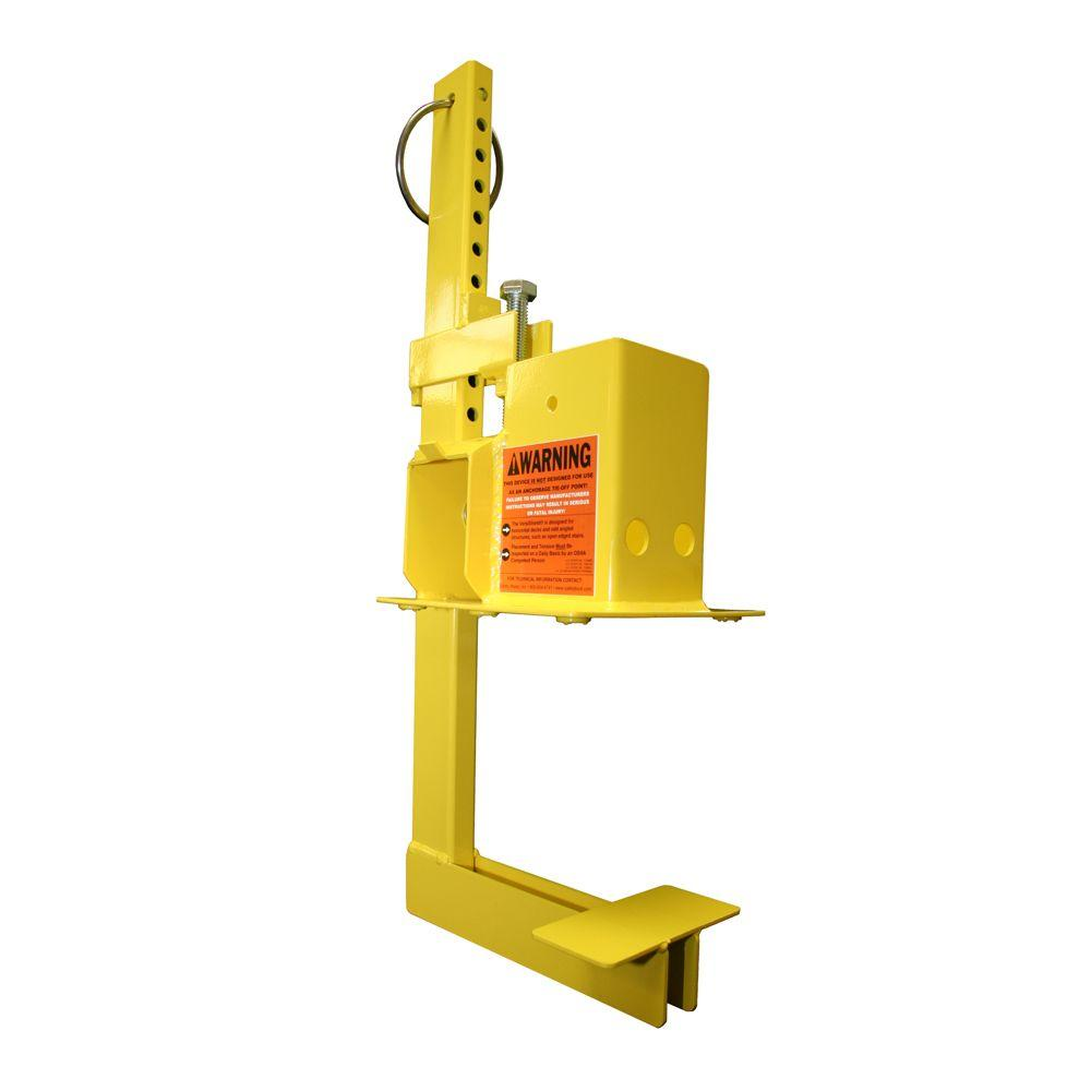 Best Verishield 1 Unit Yellow Osha Compliant Non Penetrating 640 x 480
