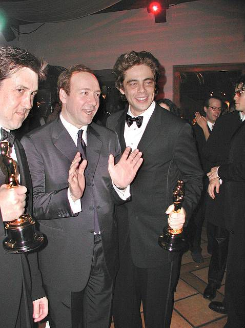 Benicio Del Toro and Kevin Spacey Cinema Pinterest Kevin spacey - sch ller k che gala