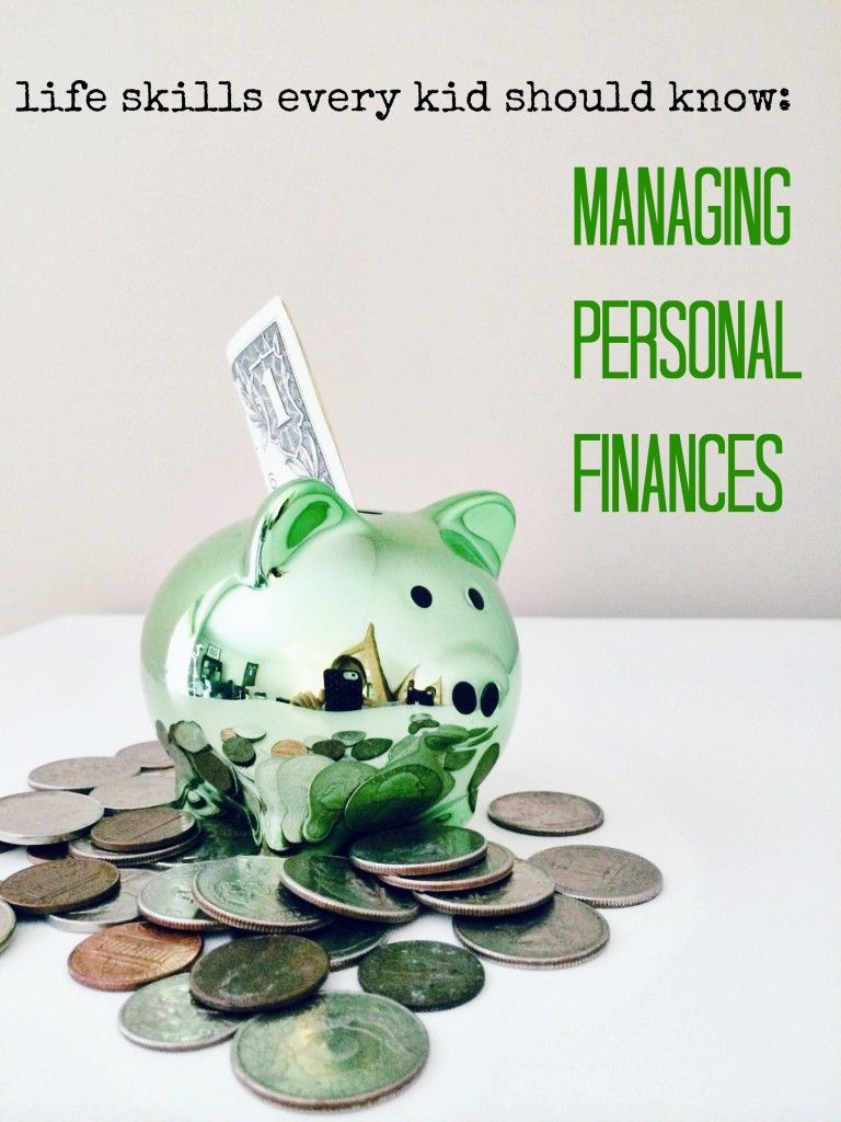 Personal Finance Skills For Kids