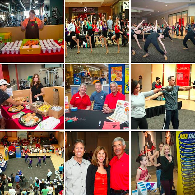#TBT - Our Grand Opening in Feb 2014. Thank you members for a fantastic 2nd year at Westfield Palm Desert! #throwbackthursday
