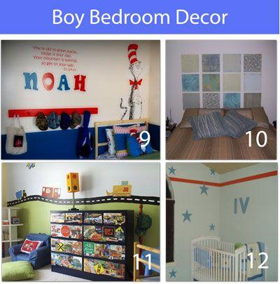12 Boy Bedroom Designs Decorating Ideas Cars Bedroom