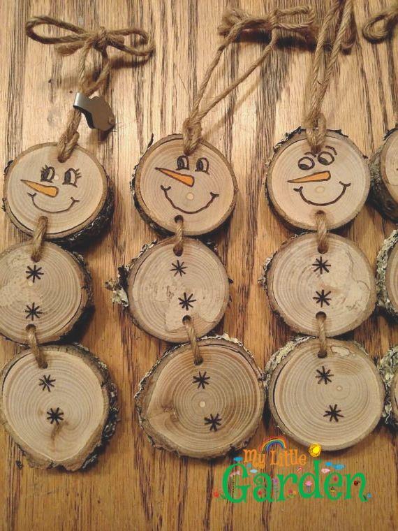 Pin Von Natalie Schoo Auf Weihnachten Holz Basteln
