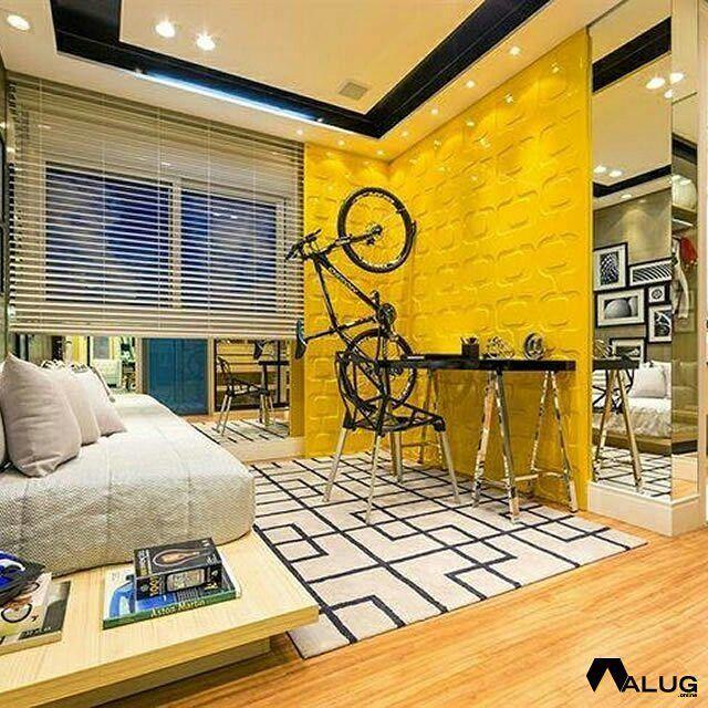 Quarto com porta bicicleta  http://alug.online #alugar #alugonline #alugueldecasa #anunciarimovel #apartamento #apartamentodecorado #casa #casaavenda #casanova #comprar #consultorimobiliario #corretordeimoveis #decoração #financiamentohabitacional #grandeoportunidade #homeoffice #imoveis #imoveisavenda #imoveisbrasil #imovel #imovelnovo #investimento #lar #lardocelar #minhacasa #minhacasaminhavida #reforma #sala #terreno