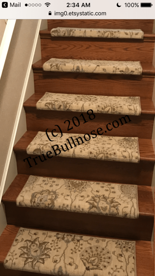 Best True Bullnose Carpet Stair Treads Carpet Stair Treads 400 x 300