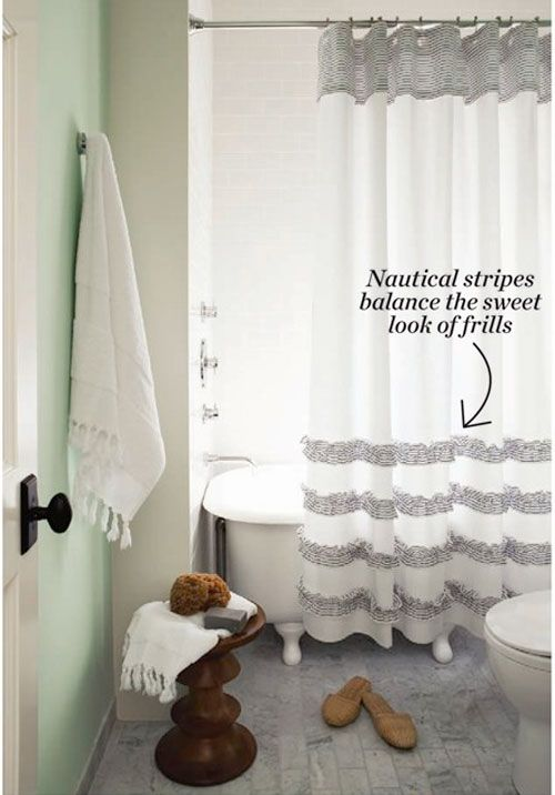 My Quest For The Perfect Shower Curtain (Help Me, Please!!)