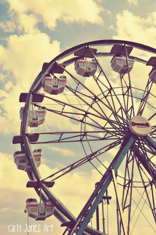 Ferris Wheel Vintage Photography Still Life Photographers Retro Photography
