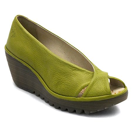 FLY London Yaff | Women's - Pistachio Mousse - FREE SHIPPING at OnlineShoes.com