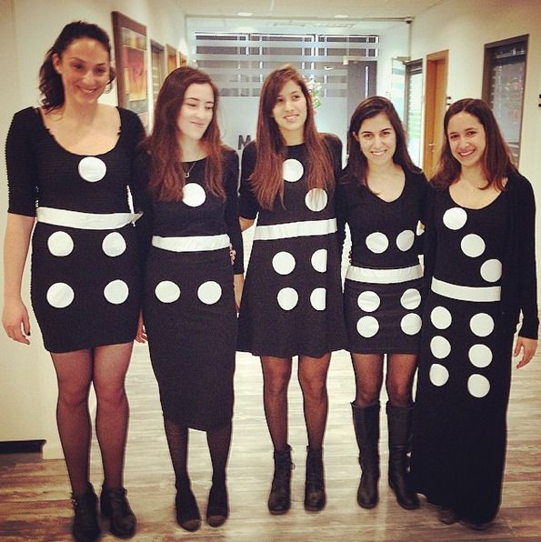 21 Office Appropriate Halloween Costumes For The Company Party Diy Halloween Costumes Easy Diy Costumes Teacher Halloween Costumes