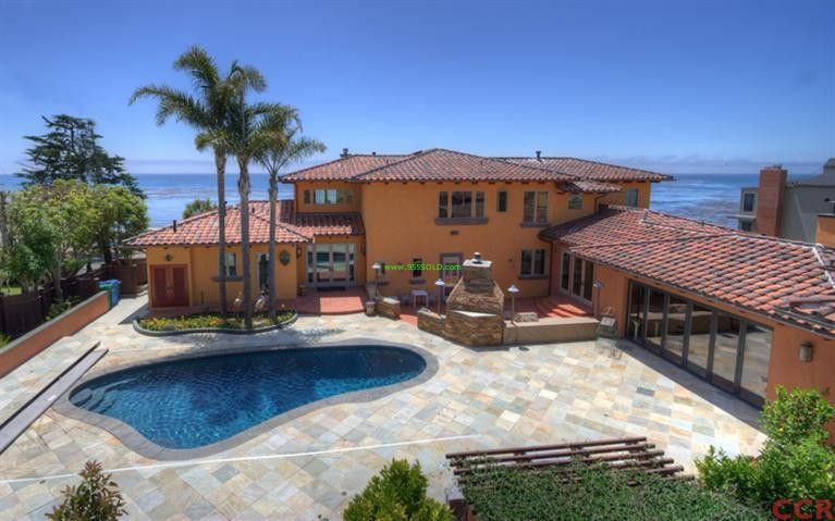 Most expensive homes in pismo beach central coast living for Most expensive house in newport beach