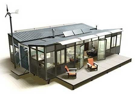 Underground Shipping Container Homes Design