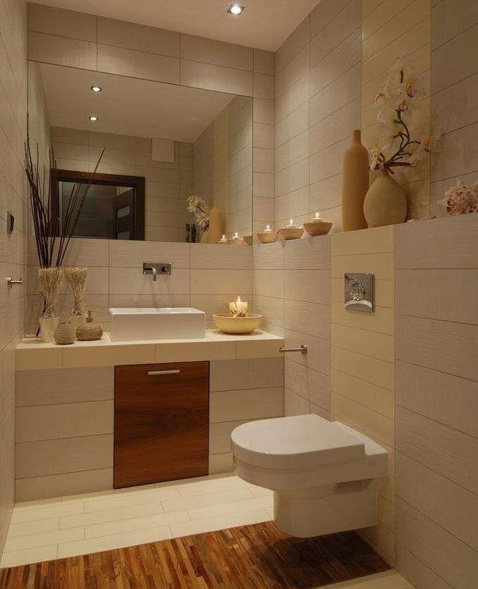 Arredo bagno per piccoli spazi (Foto 23/39) PourFemme bathroom