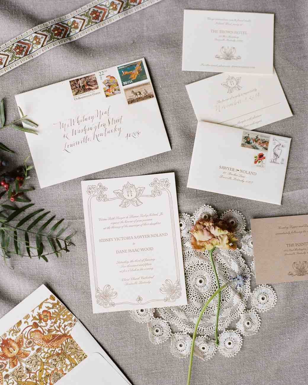 Winter Wedding Invitations Perfect For Your Cold Weather Celebration Mail Wedding Invitations Winter Wedding Invitations Wedding Invitation Envelopes