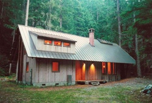 Rosen Cabin by David Neiman Architects
